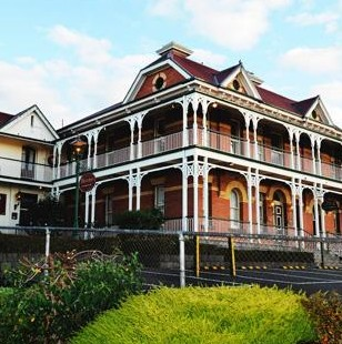 Old England Hotel - Victoria Tourism