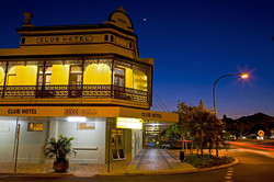 The Club Hotel - Victoria Tourism
