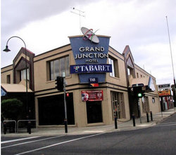 Grand Junction Hotel - Victoria Tourism