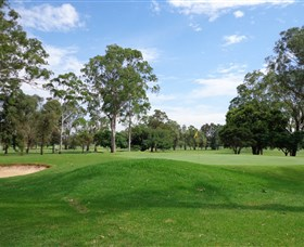 Singleton Golf Club - Victoria Tourism