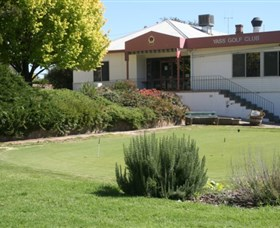 The Yass Golf Club - Victoria Tourism