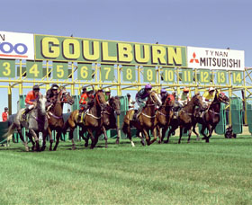 Goulburn and District Racing Club - Victoria Tourism
