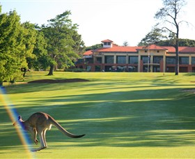 Royal Canberra Golf Club - Victoria Tourism
