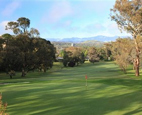Federal Golf Club - Victoria Tourism