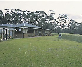 Yarram Golf Club - Victoria Tourism