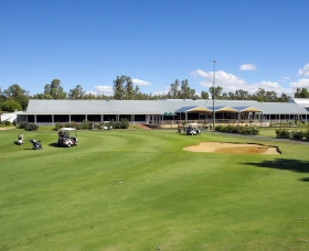 Yarrawonga Mulwala Golf Club Resort - Victoria Tourism