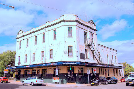 Caledonian Hotel - Victoria Tourism