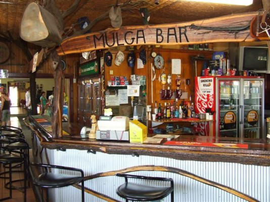 Kulgera Roadhouse - Victoria Tourism