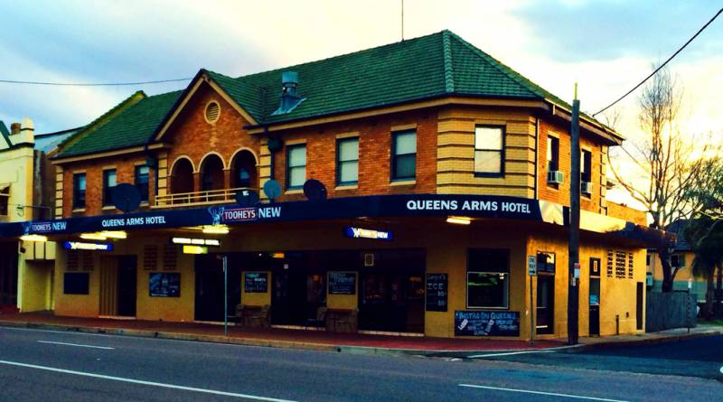 Queens Arms Hotel - Victoria Tourism