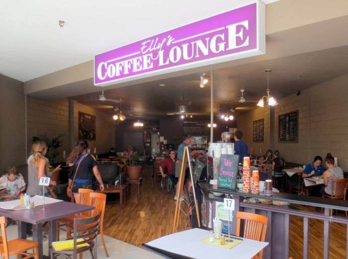 Ellys Coffee Lounge - Victoria Tourism