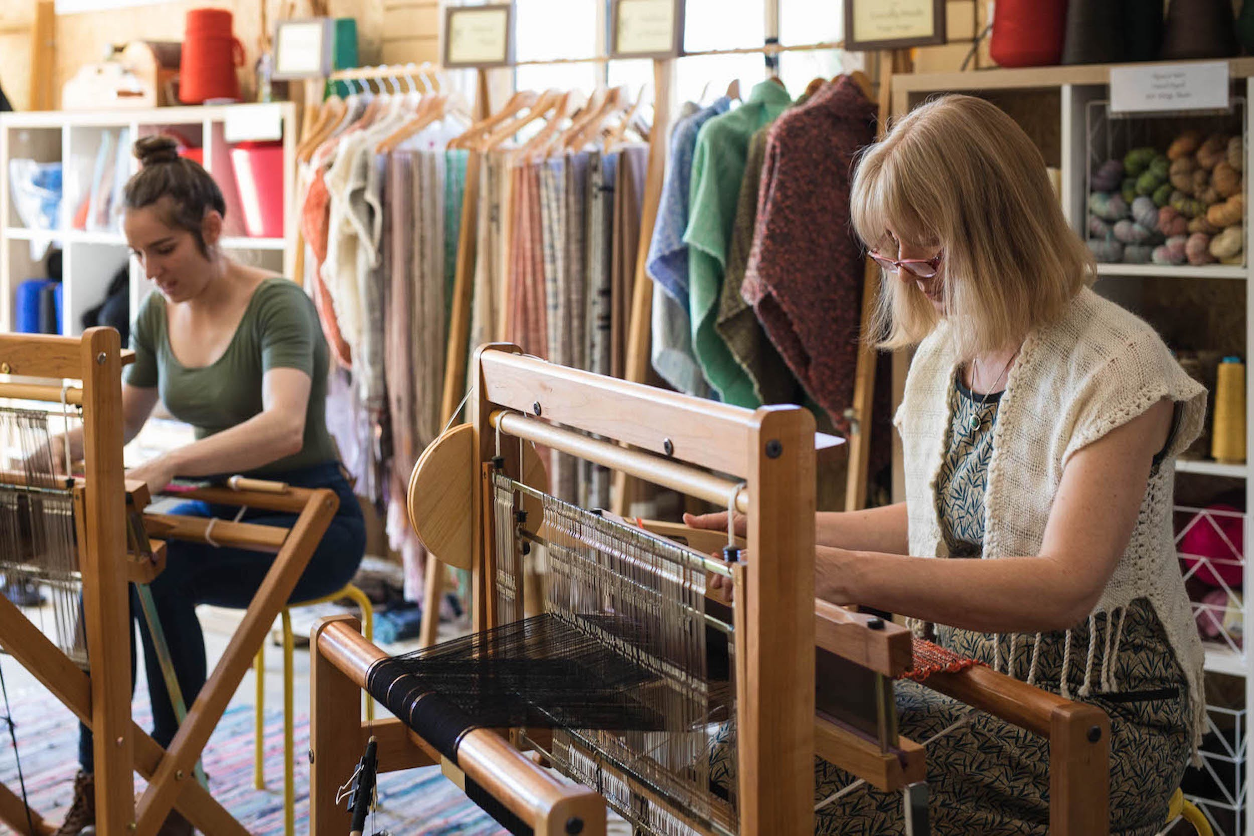 An Introduction to Weaving - Victoria Tourism