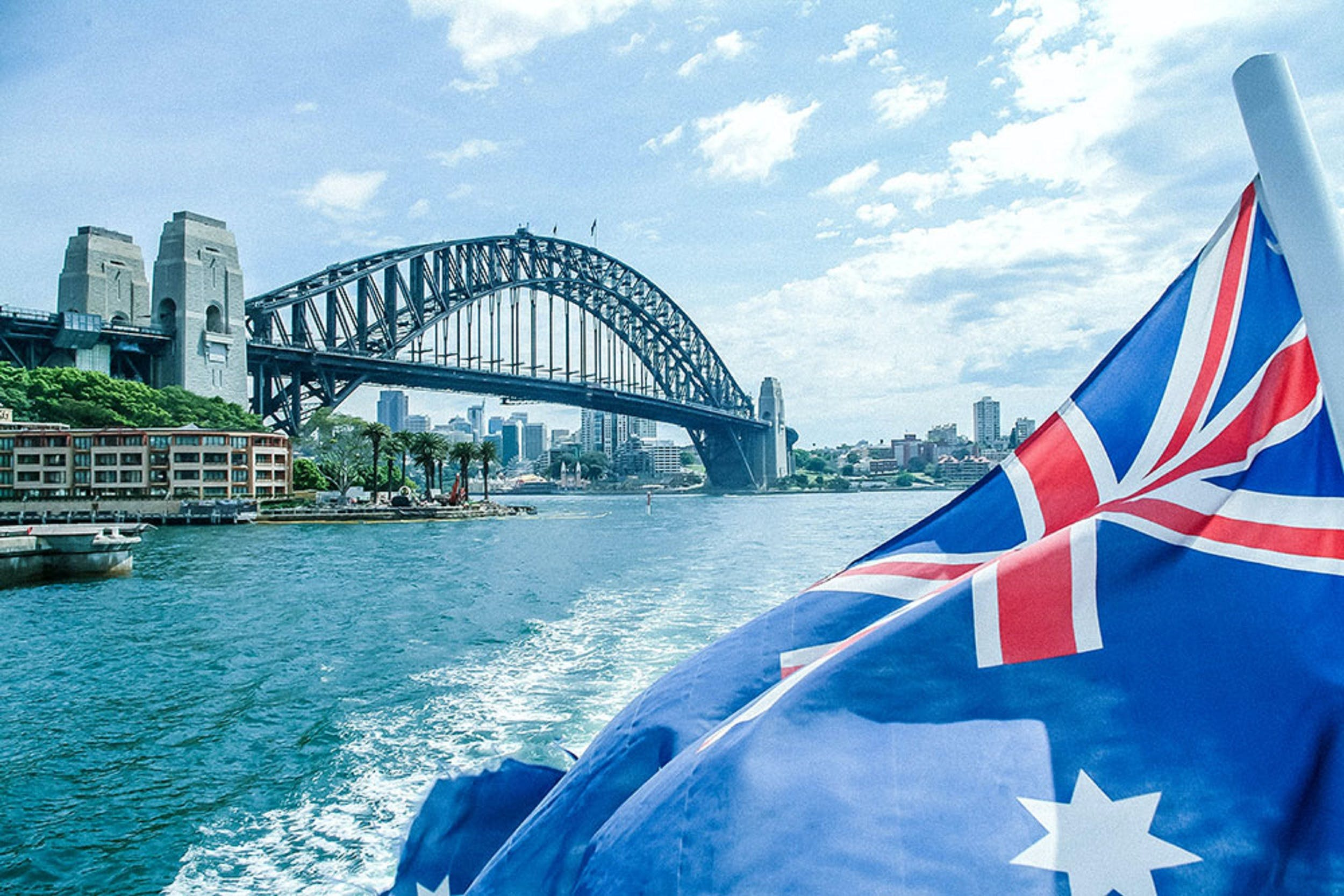 Australia Day Lunch and Dinner Cruises On Sydney Harbour with Sydney Showboats - Victoria Tourism
