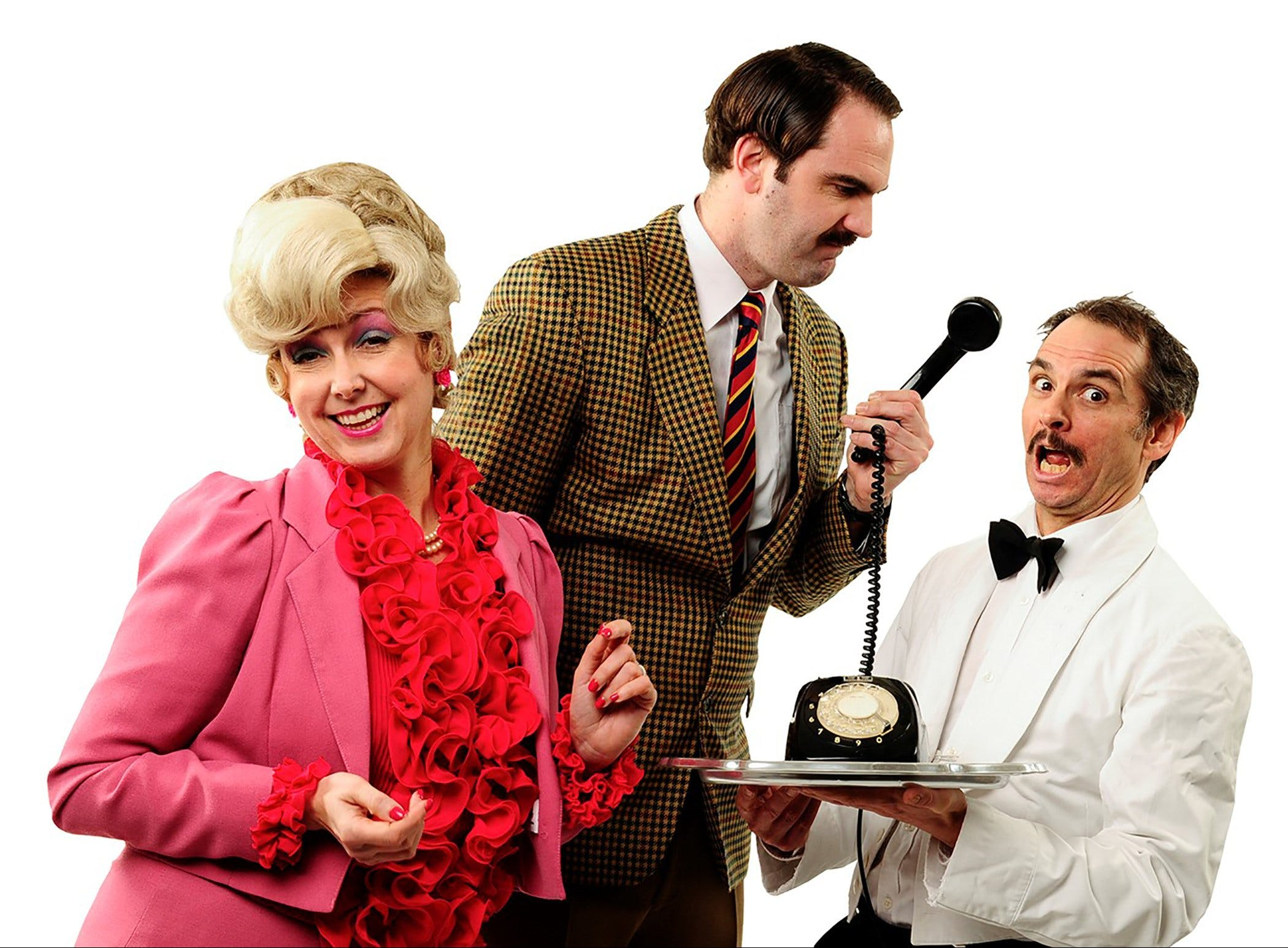 Faulty Towers - The Dining Experience at CountryPlace Hotel - Victoria Tourism