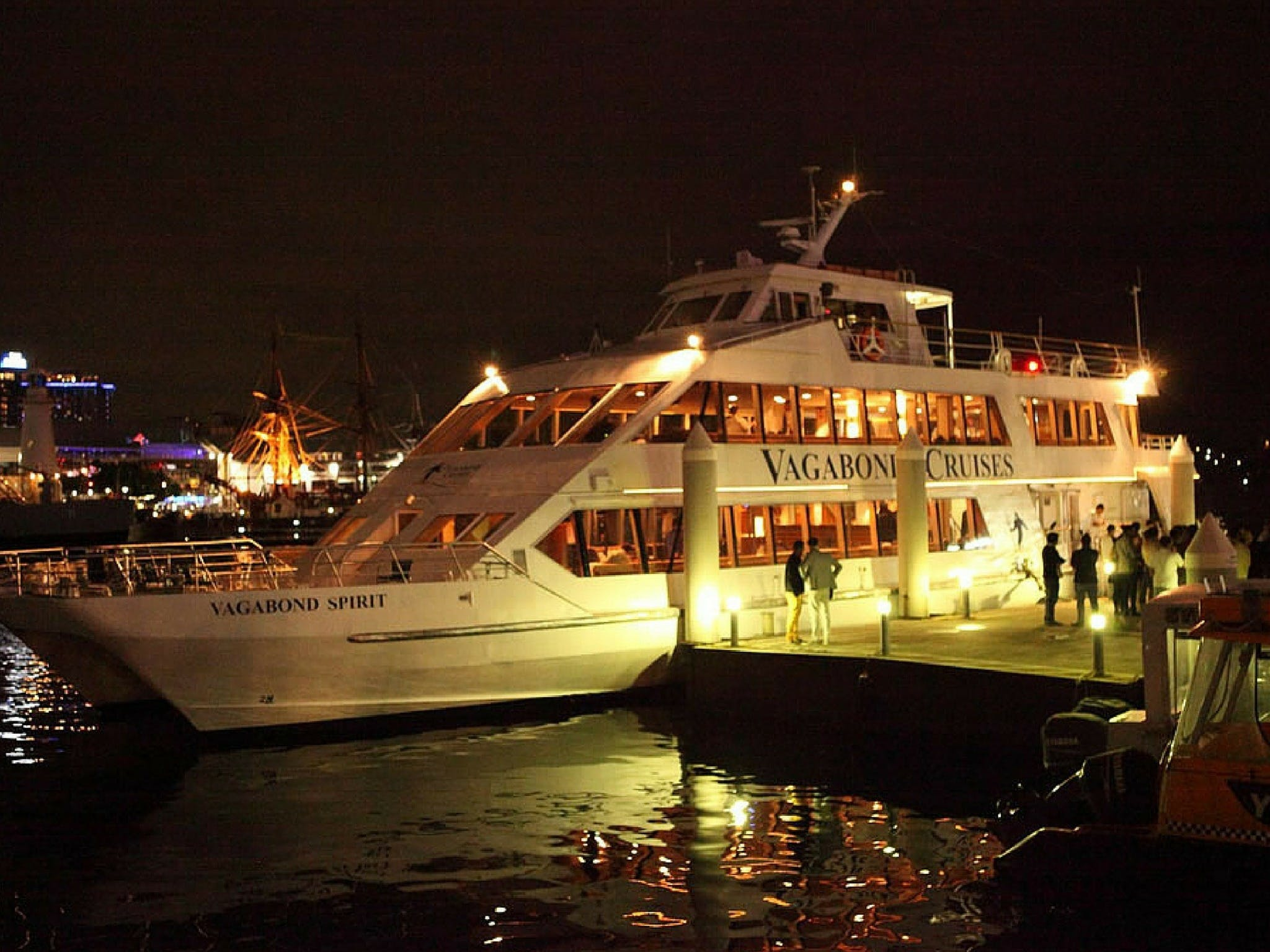 Halloween Party Cruise - Victoria Tourism