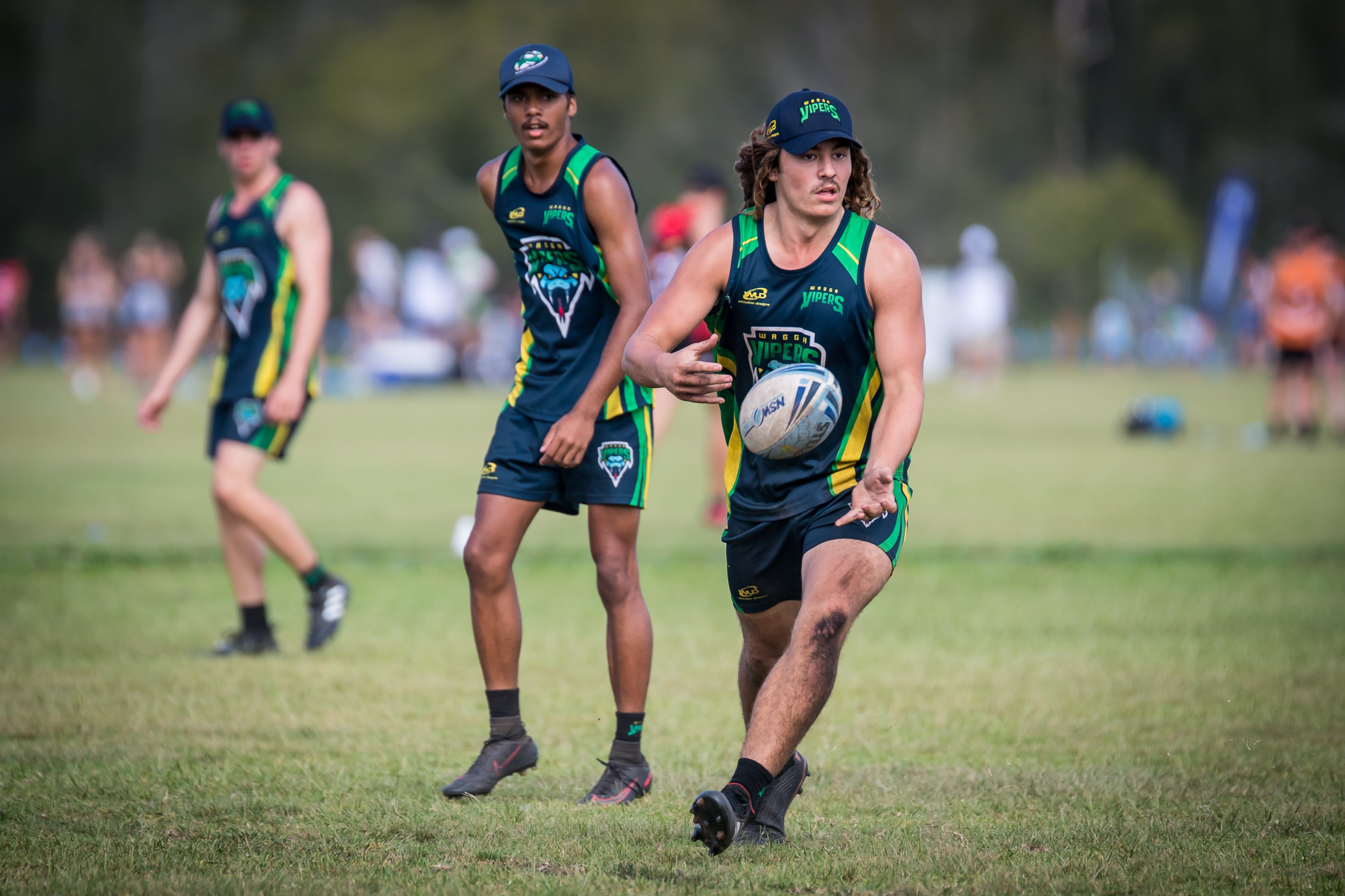 NSW Touch Junior State Cup Southern Conference - Victoria Tourism