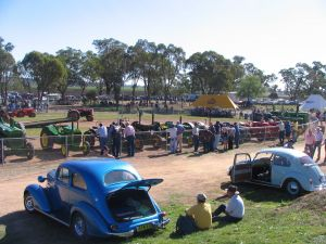 Quirindi Rural Heritage Village - Vintage Machinery and Miniature Railway Rally and Swap Meet - Victoria Tourism