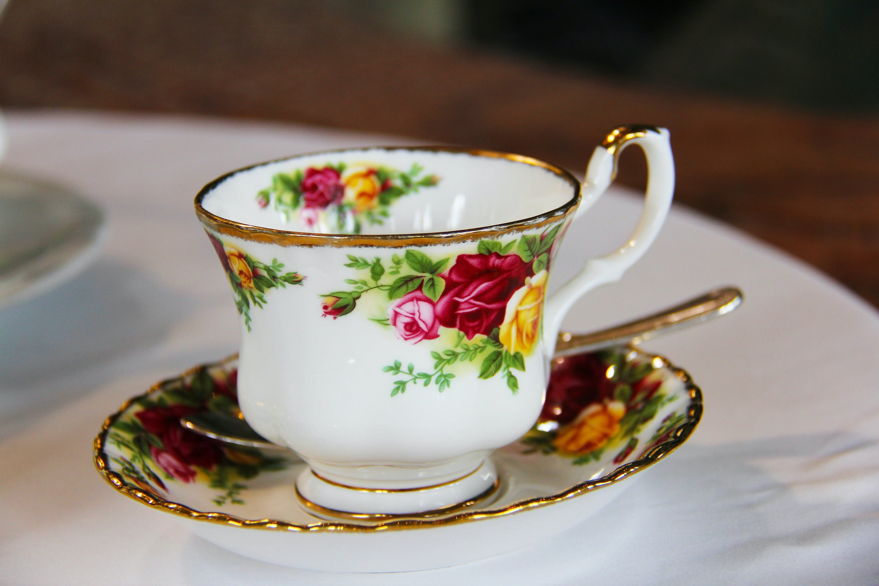 Spring High Tea - Second Sitting - Victoria Tourism