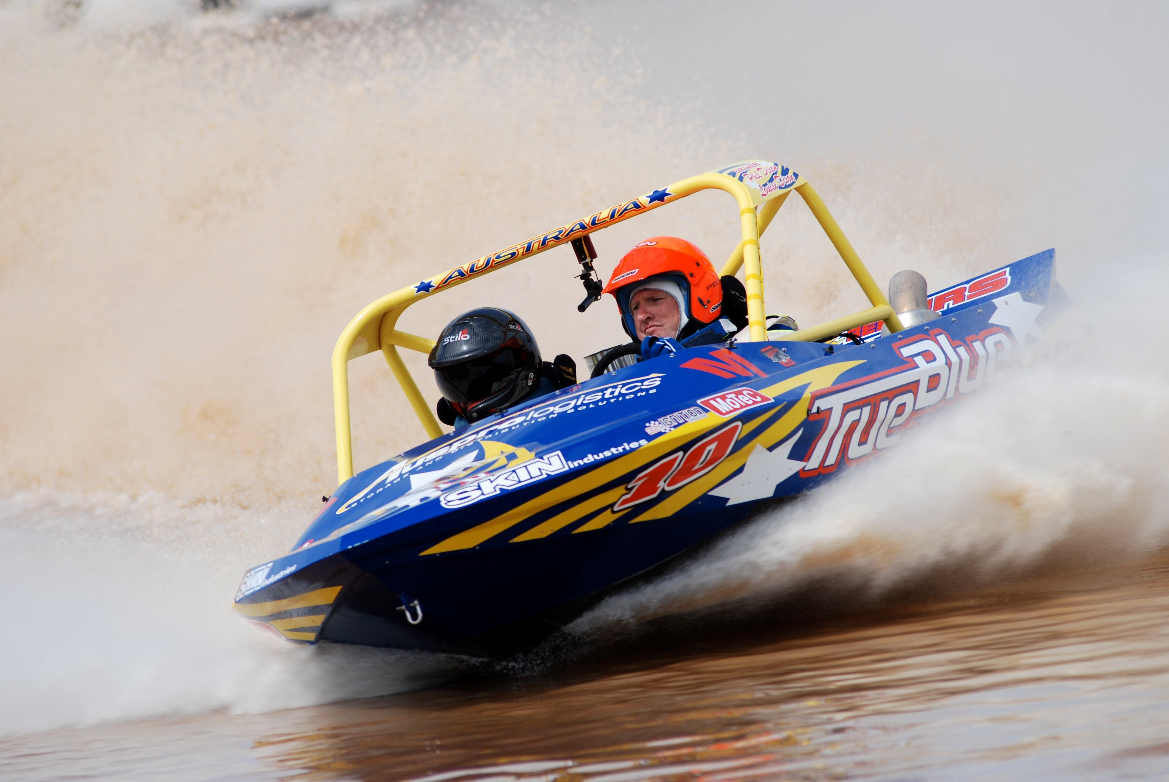 V8 Superboats - Victoria Tourism