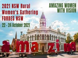 Forbes NSW Rural Women's Gathering - Victoria Tourism