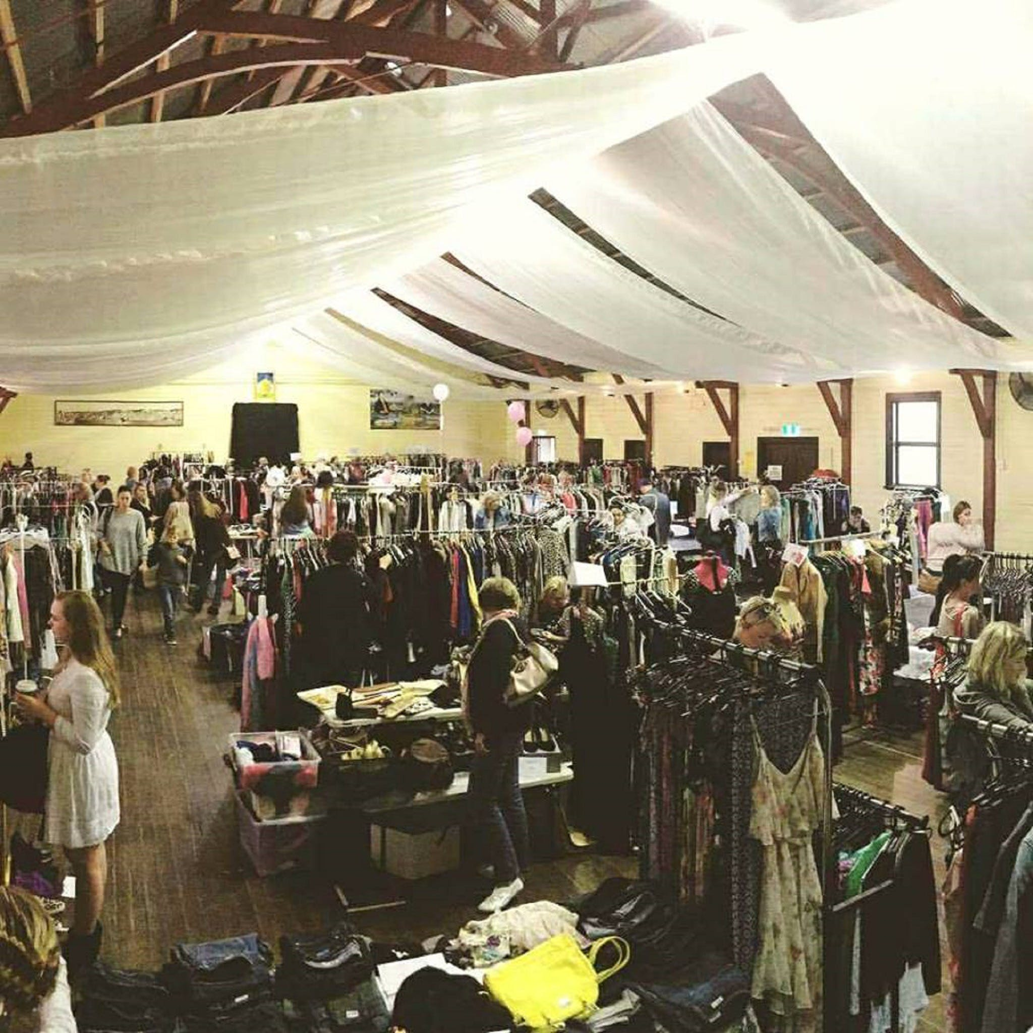 In Her Shoes- Pre- Loved Fashion Market - Victoria Tourism