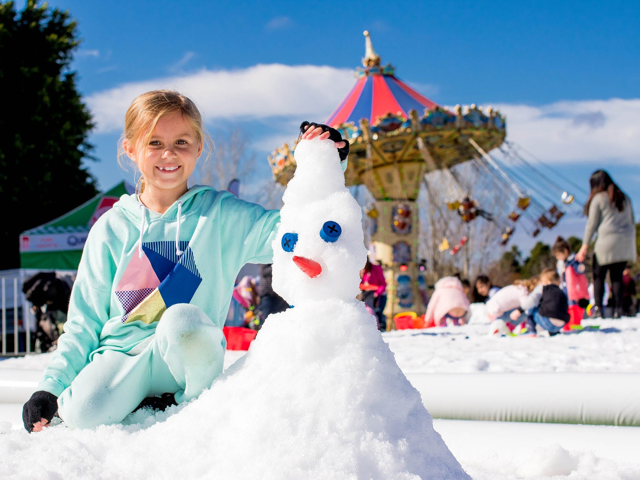 Snow Time in the Garden - Hunter Valley Gardens - Cancelled - Victoria Tourism