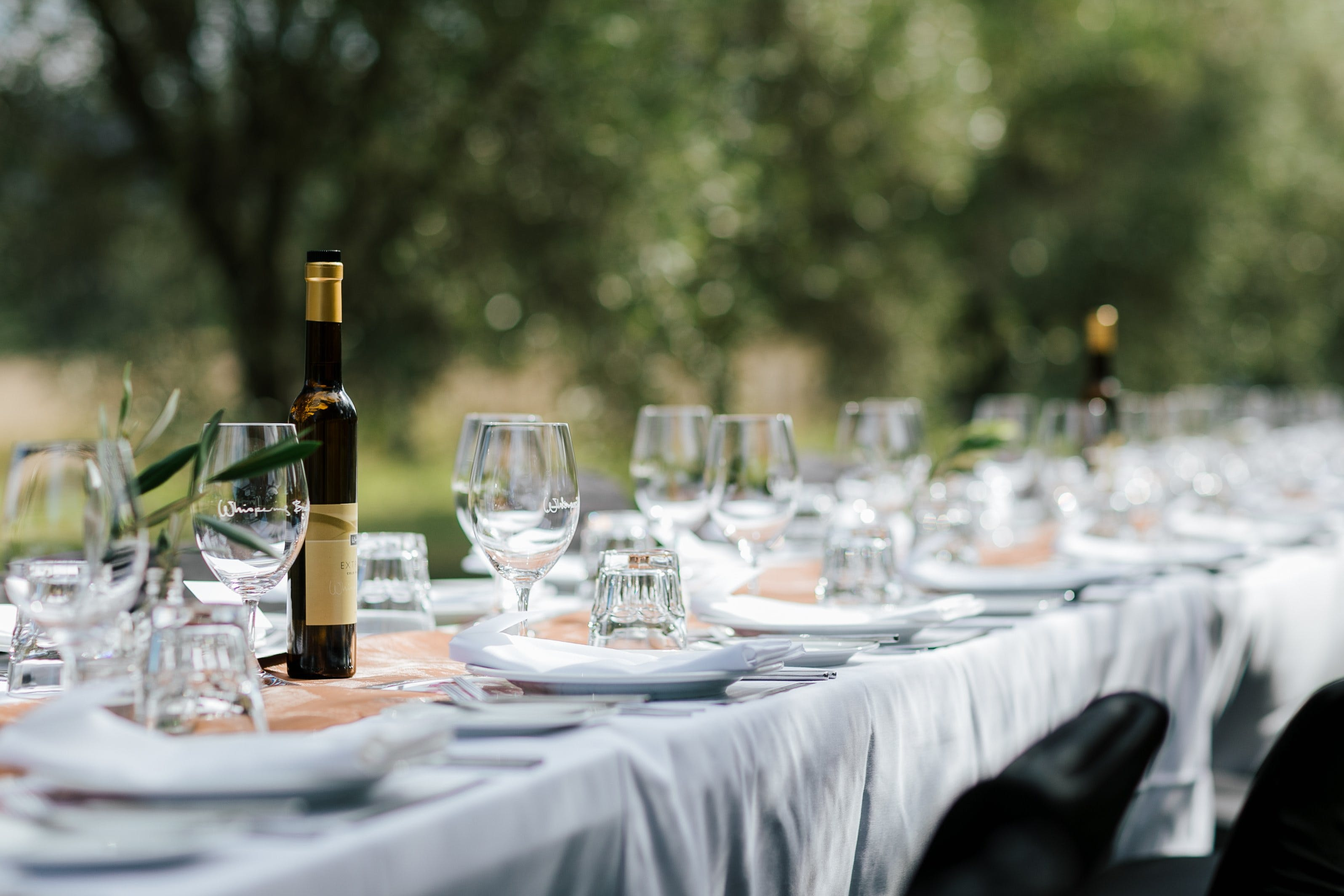 Whispering Brook Olive Long Table Luncheon - Victoria Tourism