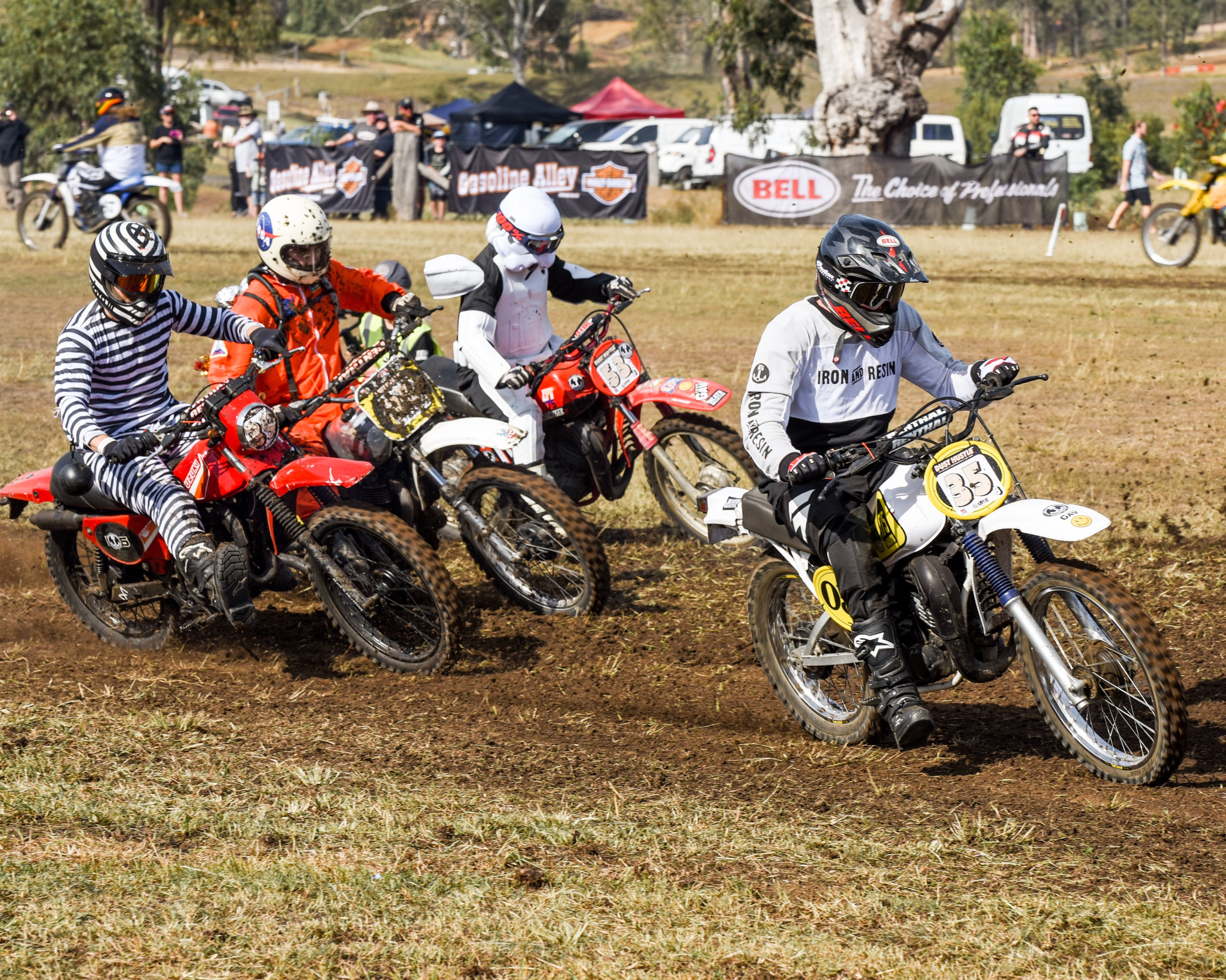 Dust Hustle Queensland Moto Park - Victoria Tourism