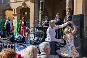 Jumpers and Jazz in July Festival - Victoria Tourism