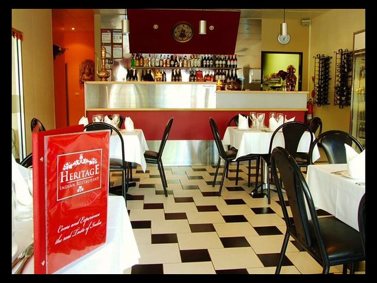 Heritage Indian Restaurant - Victoria Tourism