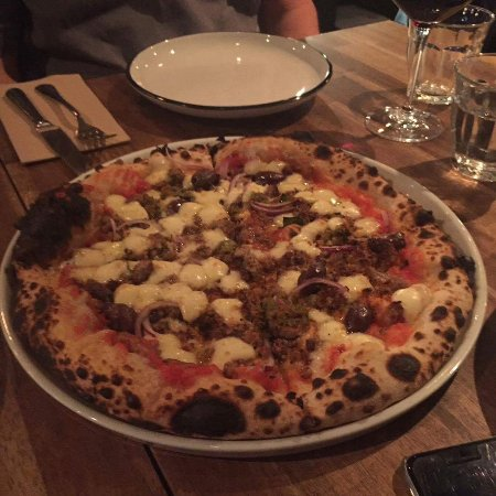 Proof pizzeria - Victoria Tourism