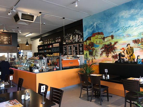 Place Cafe - Victoria Tourism