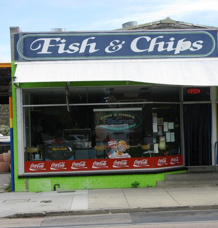 Isley's Fish  Chips - Victoria Tourism