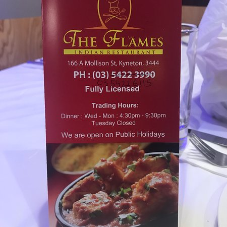 The Flames - Victoria Tourism