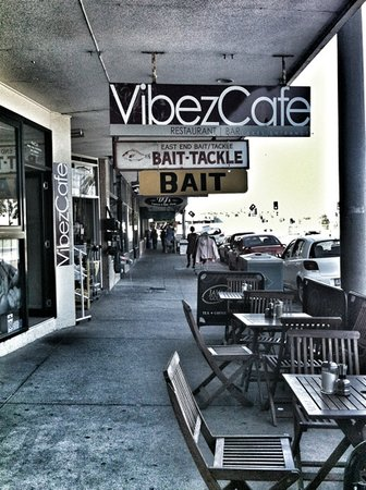 Vibez Cafe and Wine bar - Victoria Tourism