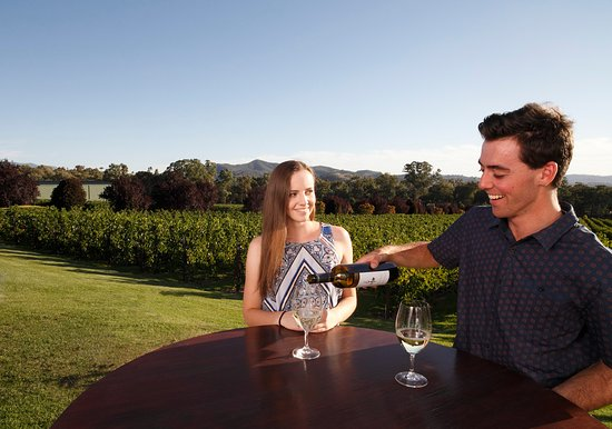 Gapsted Wines - Victoria Tourism