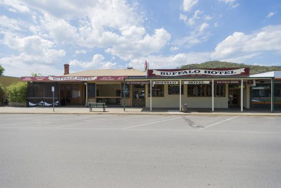 The Buffalo Hotel - Victoria Tourism