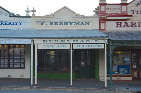 Berryman's Cafe and Tearooms - Victoria Tourism
