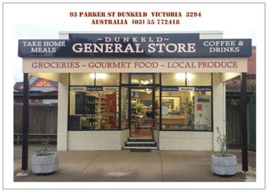 Dunkeld General Store - Victoria Tourism
