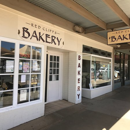 Red Cliffs Bakery - Victoria Tourism