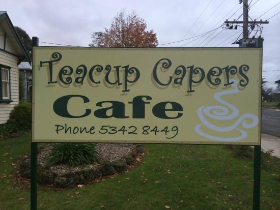 Teacup Capers - Victoria Tourism