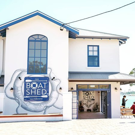 The Boatshed - Victoria Tourism