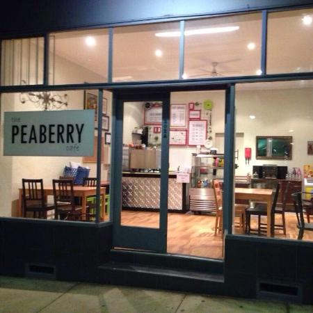 The Peaberry Cafe - Victoria Tourism
