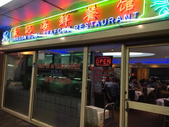 Dragon Bowl Seafood Restaurant - Victoria Tourism