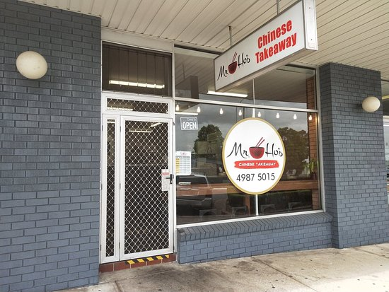 Mr Ho's Chinese Takeaway - Victoria Tourism