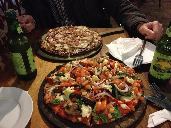 Morpeth Woodfire Pizza  Indian Delicacies - Victoria Tourism