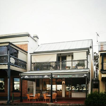River Port Cafe - Victoria Tourism