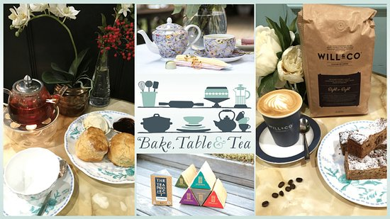 Bake Table  Tea - Victoria Tourism