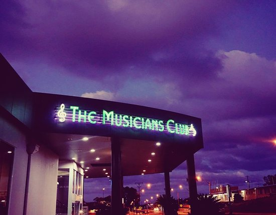 Broken Hill Musicians Club - Victoria Tourism