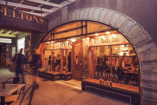 Eltons Eating  Drinking - Victoria Tourism