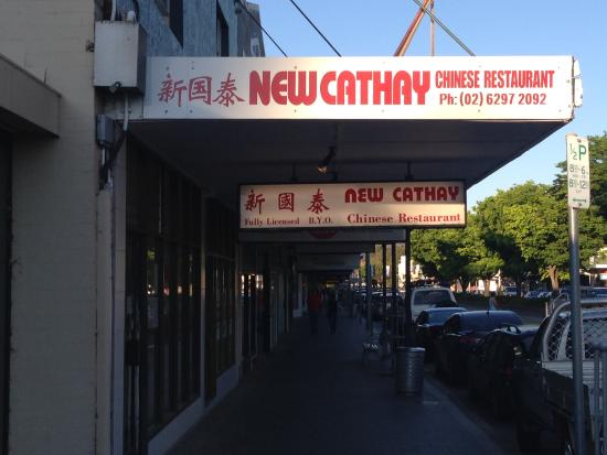 New Cathay Chinese Restaurant - Victoria Tourism